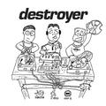 DESTROYER - Dj Demolition - Dj Pérez - Killer Dj - SONIDO REMEMBER 90s