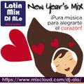 New Year's Latin Mix