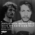 Jekyll & Hyde Invite Mr Kate & Doctor Salt - 19 Mai 2016