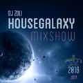 Dj Zoli - Housegalaxy MixshoW 2016 July - Birthday Mix