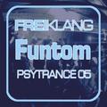 FREIKLANG Psytrance 05 - Funtom, Nighttime Adventure Mix