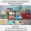 ADVENTURES IN STEREO (8-9-15) with SEAN PRICE & ROY AYERS TRIBUTES