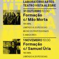 Conversa com Luís Ferreira [27-10]