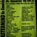 DJ Mastermind - No Gimmicks 96 - Tape 22 - Side A.