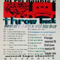 DJ Rei Double R & G-Bo The Pro Throwback #11 & #12