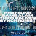 Chris Palmer Psy Pirate Radio Show #3 set
