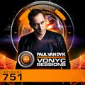 Paul van Dyk's VONYC Sessions 751