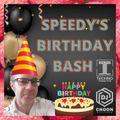 SPEEDY'S BIRTHDAY BASH (6TH OCTOBER 2021)