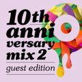 45° Degrees Soul Club 10th Anniversary Mix – part 2 – guest edition