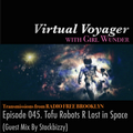 Virtual Voyager w/ Girl Wunder: Episode 045 - Tofu Robots R Lost in Space (Guest Mix by Stackbizzy)