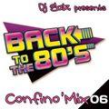 DJ SAIZ ::: Confino Mix #6 ::: Back to the 80's