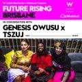 In Conversation: Future Rising with Genesis Owusu x Tszuj