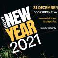 DJMagickFox LIVE NYE 2020