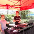 De Tea & DJ Olly Live set from Ticket Shop Friedberg - September 12th 2020