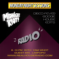 Midnight Riot Radio Feat Limpopo and Yam Who? 12/02/2017