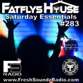 FatFlys House Podcast #283.  The Saturday Essentials Mix