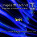 Shapes of Techno - 07182021