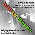 Krisu @ Positive Vibe Sound - BigUpSession.com 07-02-17