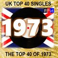 THE TOP 40 SINGLES OF 1973 [UK]