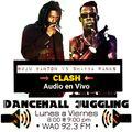Clash - Buju Banton Vs Shabba Ranks  Dancehall Juggling 92.3 Wao Fm
