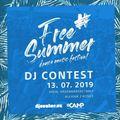 FREE Summer Festival |DJ CAMP Contest by KRYSPEE