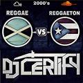 REGGAE VS REGGAETON (2000s)