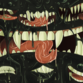 Wall Of mouths 2015-04-20
