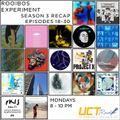 S3 - Rooibos Experiment Recap: Episodes 18-30 (Electronic Edition) - 26 October 2020