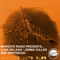 MARGATE RADIO PRESENTS.... Ben Driftwood, Luke McLean and Jemma Cullen.