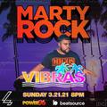 Power 96.5 Miami - Vibras Ep. 27 w/ @djlivitup Feat. @itsmartyrock