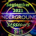 Drum and Bass UNDERGROUND SESSION'S September 2021