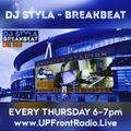 BREAKBEAT SHOW 15/04/21 - www.UPFrontRadio.Live