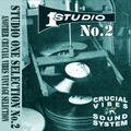 Studio One Mix No 2 selected by Crucial B 1996