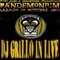 Grillo @ Pandemonium LA COVA 19-10-13