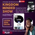 Kingdom Minded Show Ep 387 on WFNK Radio