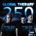 Global Therapy Episode 250 (1st Hour ) + Guest Mix by CREAM