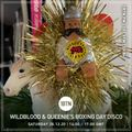 Wildblood & Queenie's Boxing Day Disco - 26.12.2020