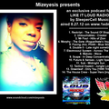 Mizeyesis pres: Exclusive podcast for LIKE IT LOUD Radio by SleeperCell Music 8.27.12