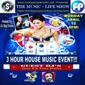 The MUSIC=LIFE SHOW #58 3-hour show Feat. TONY MOTLEY & JAZZY BEE