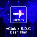 vClub x Social Distance Club: Bash Man