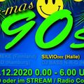 SilvioDee @ Schallwurm X-MAS 90s-2020_12_27 > Radio Corax