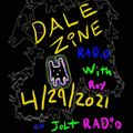 Dale Zine Radio with Roy Hunter - April 2021