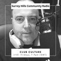 Club Culture - 08 05 2020