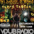 DJ AXONAL & TWIGS DRUM AND BASS SESSIONSLIVE #104 LIVE ON VDUBRADIO D&B DNB TEAM AXONAL PARTY PEOPLE