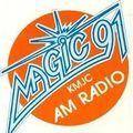 KMJC Magic 91 San Diego / 02-29-1980 / Pat Michaels / scoped