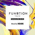 FUNKTION TOKYO Exclusive Mix Vol.43 By DJ KOUKI