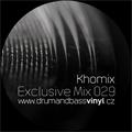 Khomix - Exclusive Mix 029 - 2020/06