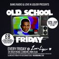 OLD SCHOOL FRIDAY PARTY - THE RUNNING MAN MIX