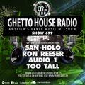 GHETTO HOUSE RADIO 679