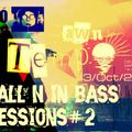 Fall-N-iN-bass Sessions # 2 Eastern Session @ Radio Tilos, Dawn Tempo 3/Oct/2020